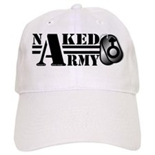 Naked Army Black Label Men's Division Baseball Cap