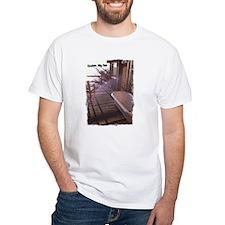 Esalen tub on room deck Shirt