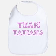 Pink team Tatiana Bib