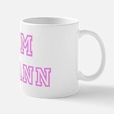 Pink team Maryann Mug