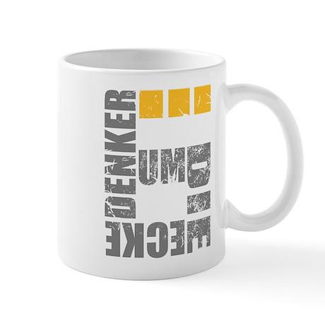 Um die ecke denken mug by listing store 75429622 for Sideboard um die ecke