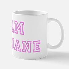 Pink team Mary Jane Mug