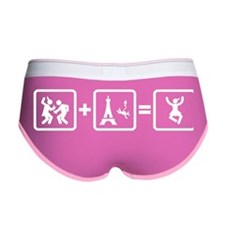 Base Jumping Women's Boy Brief