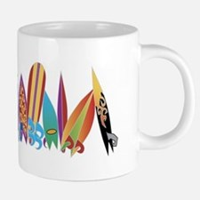 surfboard band Mugs