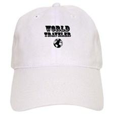 World Traveler Baseball Cap
