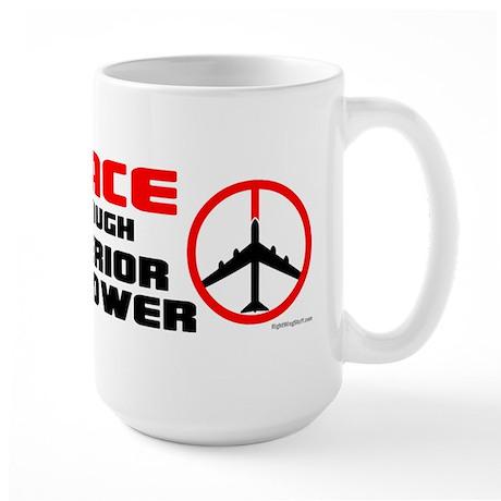 Peace-capmug copy Mugs