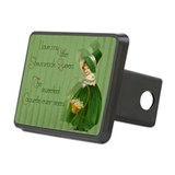 Shamrock hitch cover Rectangle