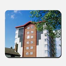 Residential solar panels, UK - Mousepad