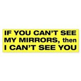 If you cant see my mirrors 10 Pack