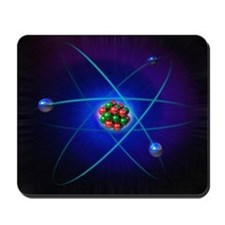 Atomic structure - Mousepad