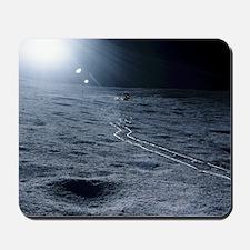 Lunar landing module - Mousepad