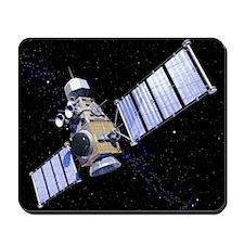 Military satellite - Mousepad