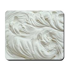 Whipped cream - Mousepad