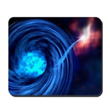Wormhole - Mousepad