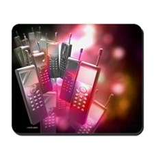Mobile phones - Mousepad