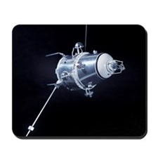 Model of the Luna 10 spacecraft - Mousepad