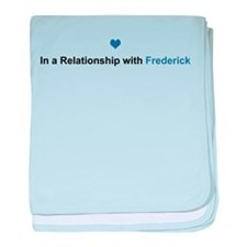 Frederick Relationship baby blanket