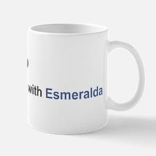 Esmeralda Relationship Small Small Mug