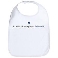 Esmeralda Relationship Bib