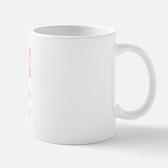 Pink team Adele Mug