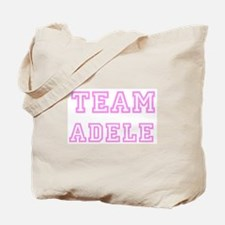 Pink team Adele Tote Bag