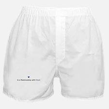 Elijah Relationship Boxer Shorts