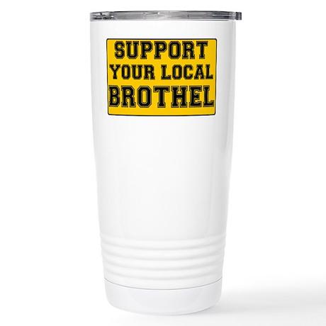 local brothel notice