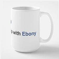 Ebony Relationship Mug