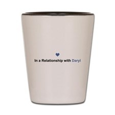 Daryl Relationship Shot Glass