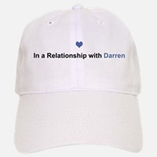 Darren Relationship Baseball Baseball Cap