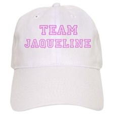Pink team Jaqueline Baseball Cap