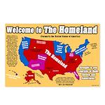 Homeland Postcards (Package of 8)