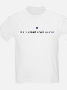 Breanna Relationship T-Shirt