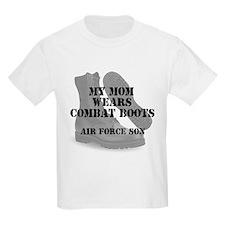 AF Son Mom Wears CB T-Shirt