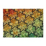 Celtic leaf 5x7 Rugs