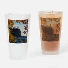 Split Rock Lighthouse Drinking Glass