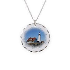 Funny Lighthouse Necklace