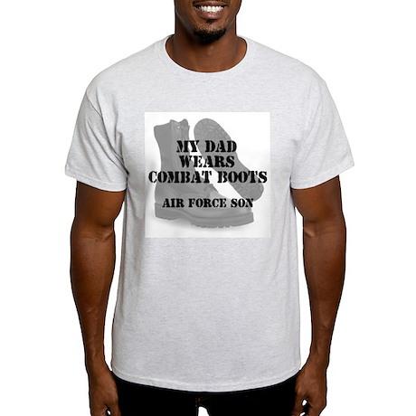 AF Son Dad Wears CB Light T-Shirt
