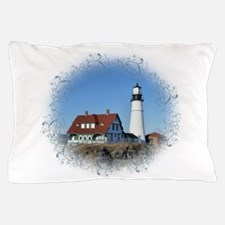 Funny Lighthouse Pillow Case