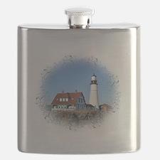 Unique Lighthouse Flask