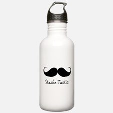 My moStache-tastic! Water Bottle