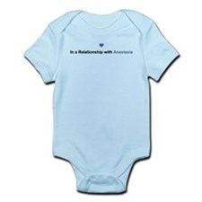 Anastasia Relationship Infant Bodysuit