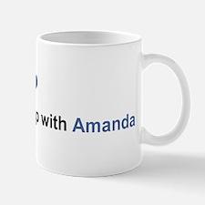 Amanda Relationship Small Small Mug