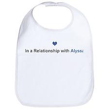 Alyssa Relationship Bib