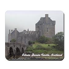 Eilean Donan Castle Mousepad