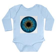 Eye, iris - Long Sleeve Infant Bodysuit