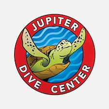 "JDC Logo 3.5"" Button"