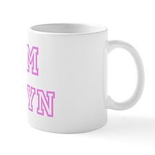 Pink team Madisyn Mug