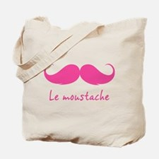 Le moustache Tote Bag
