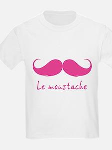 Le moustache T-Shirt
